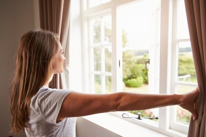 cómo se calcula ventilación natural edificios