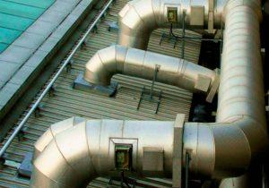 ducteria para extracción
