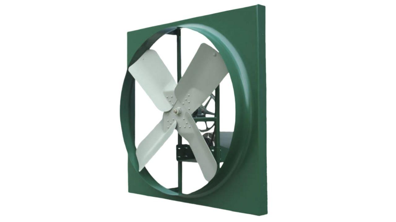 ventilador helicoidal industrial