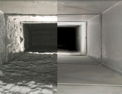 Limpieza sistema HVAC