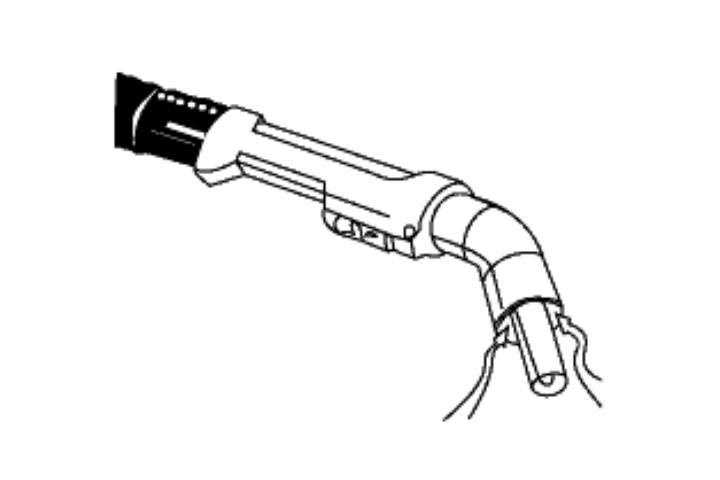 Pistolas de soldadura