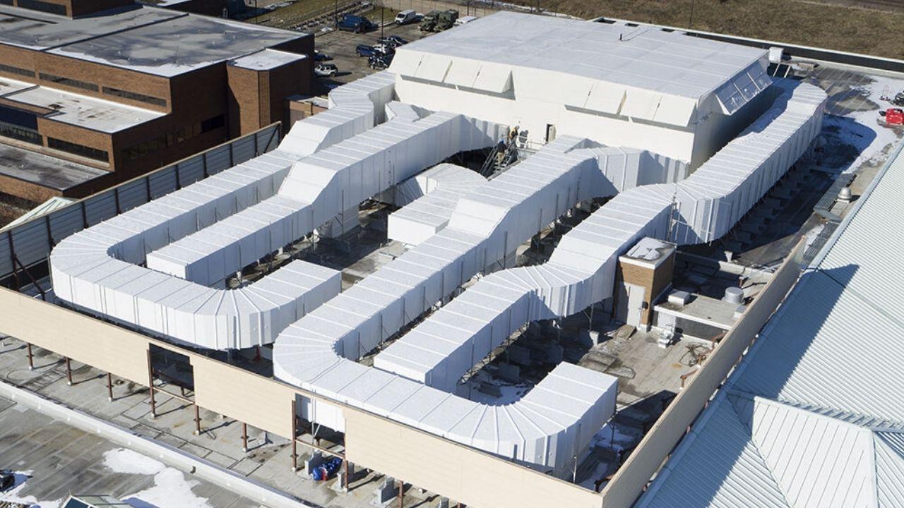 Reducir el ruido en sistema HVAC