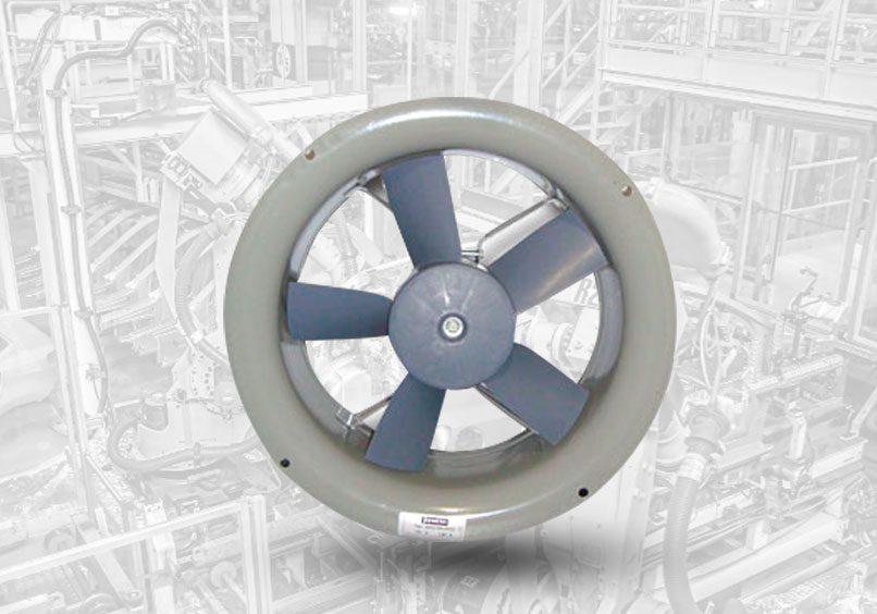 ventilador convencional