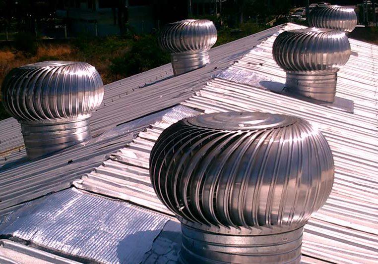 Extractores de calor en colombia